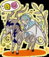 Azura Riding Dragon Corrin