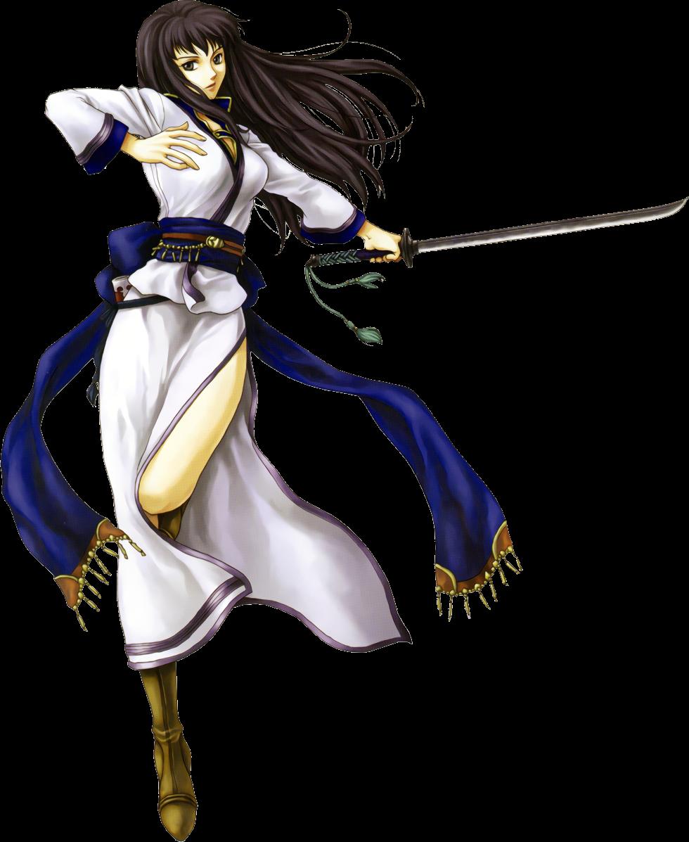 Karla (The Blazing Blade)