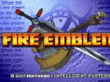 Liste des chapitres de Fire Emblem (The Blazing Blade)