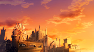 Garreg Mach Sunset