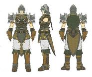 Warrior concept RD