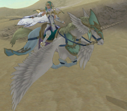 FE10 Seraph Knight (Sigrun)