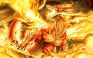 Fire Dragon Boss