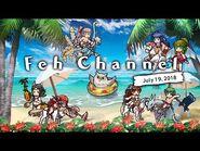 Fire Emblem Heroes - Feh Channel (July 19, 2018)