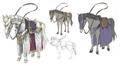 Horse concept PoR