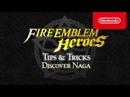 Fire Emblem Heroes - Tips & Tricks- Discover Naga