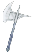 Steel Axe (Artwork)