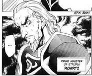 Roartz Manga