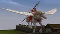 FE9 Pegasus Knight (Marcia)