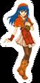 Brawl Sticker Lilina