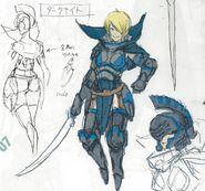 Dark Knight Female