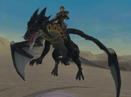 FE10 Dragonmaster (Haar)