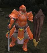 FE10 Sword General (Meg)