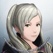 Avatar de Daraen mujer para Twitter de Fire Emblem Warriors