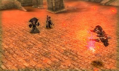 Dying Blaze