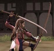 FE14 Hana's Katana