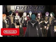 Fire Emblem- Three Houses - Welcome to the Black Eagle House - Nintendo Switch
