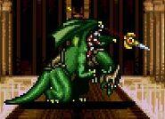 Altenna as a Dragon Master