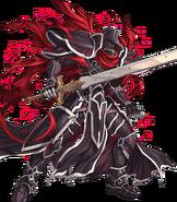 Black Knight Damaged
