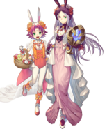 Idunn Dragonkin Duo Heroes