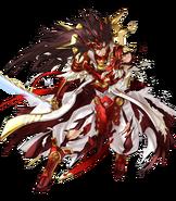 Ryoma (Surpreme Samurai) Damaged