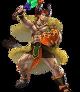 Dorcas The Land's Bounty Fight