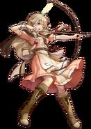Retrato Faye (1) - Fire Emblem Heroes