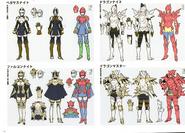 FE3H Concept Art Classes (2)