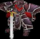 FE10 Black Knight Sprite