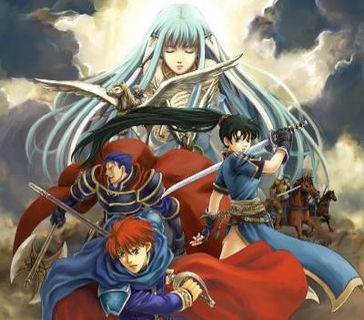 Liste des personnages de Fire Emblem: The Blazing Sword
