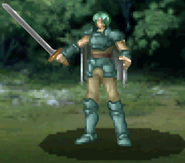 Arkis battle (dismounted)