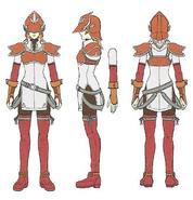 Pegasus knight concept RD