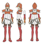 Pegasus knight concept RD