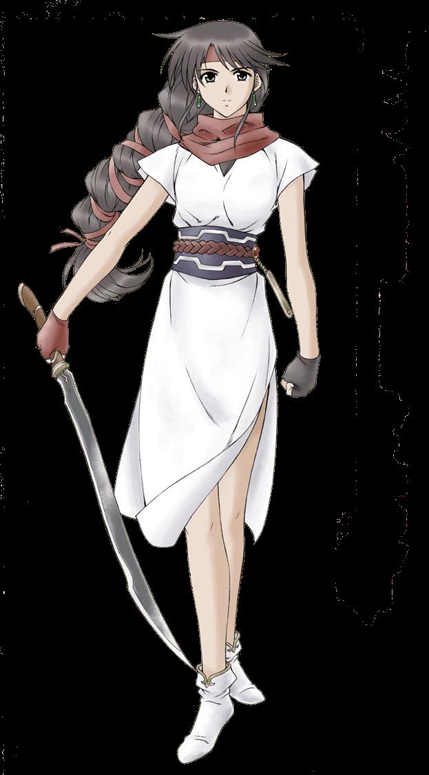 Faye (Berwick Saga)