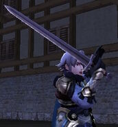 FE14 Steel Sword