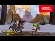 Fire Emblem Heroes - Harmonized Heroes, Dorothea and Lene