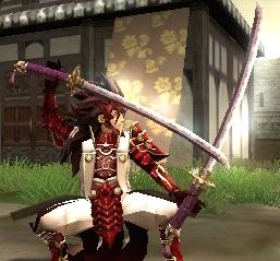 Spirit Katana