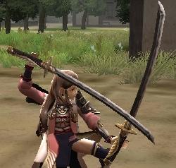 Hagakure Blade