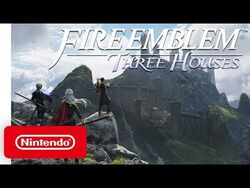 Fire Emblem- Three Houses - Launch Trailer Pt. 1 - Life at the Academy - Nintendo Switch