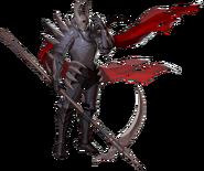 Artwork del Caballero Sanguinario - Fire Emblem Three Houses