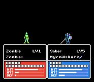 Darkness Sword Battle (Gaiden)