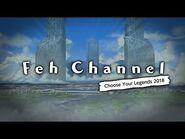 Fire Emblem Heroes - Feh Channel (Choose Your Legends 2018)
