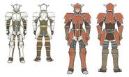 Axe Knight concept RD