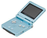 Gameboy Advance-SP Mk2