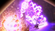 Robin attacks Validar cutscene