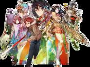 Ibunroku Main Cast