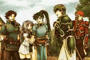 Lyn's group