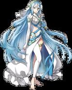 Artwork de Azura, Señora del lago (1) - Fire Emblem Heroes