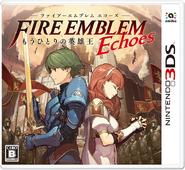Caja de Fire Emblem Echoes (Japón)