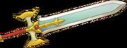 Epée d'Al - Artwork (FE6 Manga)